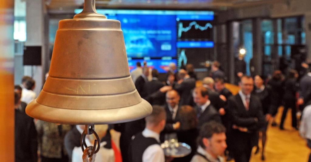 Suona la campana a Wall Street
